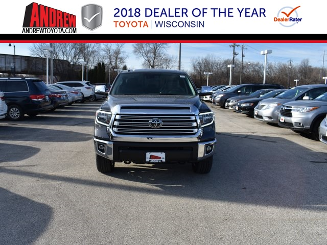 Stock #: 37350 Gray 2019 Toyota Tundra Limited 4D Double Cab in Milwaukee, Wisconsin 53209