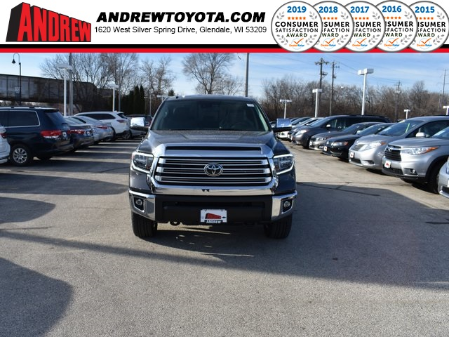 Stock #: 37331 Gray 2019 Toyota Tundra Limited 4D Double Cab in Milwaukee, Wisconsin 53209