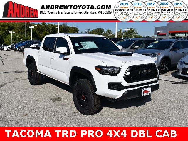 New 2019 Toyota Tacoma TRD Pro 4WD 4D Double Cab