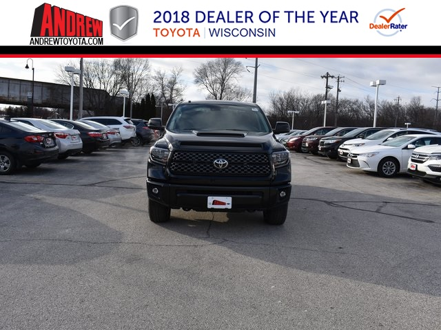 Stock #: 37403 Black 2019 Toyota Tundra SR5 4D CrewMax in Milwaukee, Wisconsin 53209