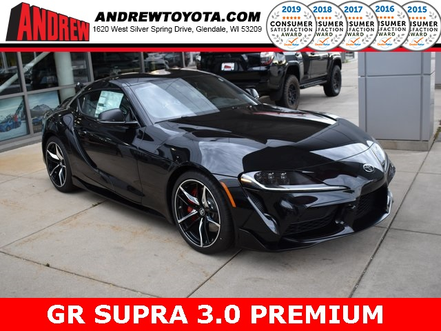 Stock #: 38686 Nocturnal 2020 Toyota Supra Premium 2D Coupe in Milwaukee, Wisconsin 53209