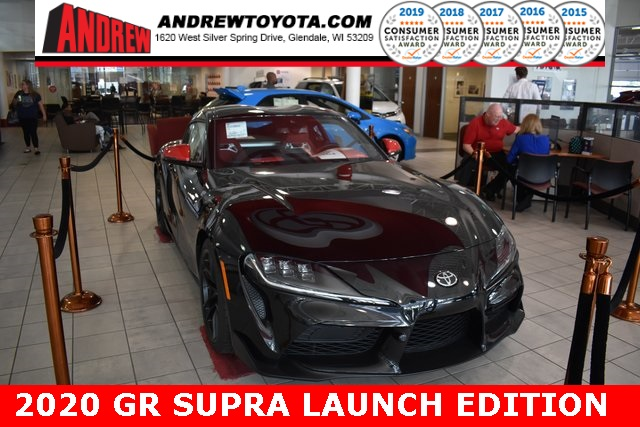 Stock #: 38320  2020 Toyota Supra Launch Edition 2D Coupe in Milwaukee, Wisconsin 53209