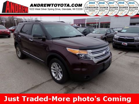 Stock #: KB1273 Red 2011 Ford Explorer XLT 4D Sport Utility in Milwaukee, Wisconsin 53209