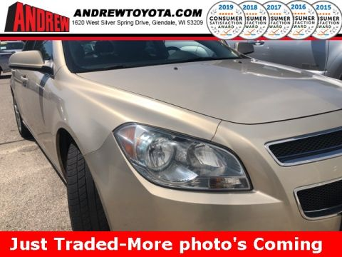 Stock #: TP10029 Gold 2010 Chevrolet Malibu LT 4D Sedan in Milwaukee, Wisconsin 53209