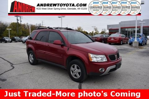 Stock #: TP1163 Red 2006 Pontiac Torrent Base 4D Sport Utility in Milwaukee, Wisconsin 53209