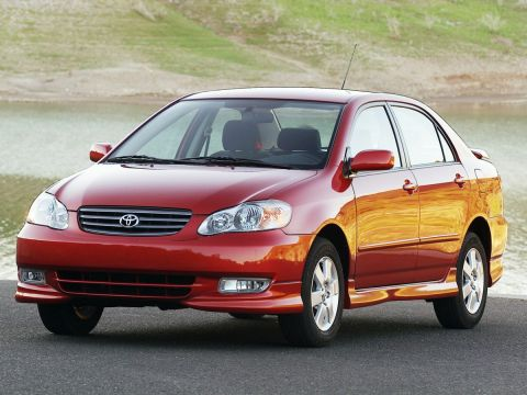 Stock #: 38751B Blue 2004 Toyota Corolla LE 4D Sedan in Milwaukee, Wisconsin 53209