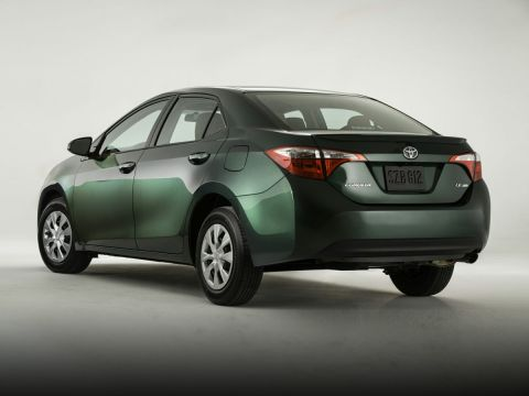 Stock #: TP1221 Black 2016 Toyota Corolla LE 4D Sedan in Milwaukee, Wisconsin 53209