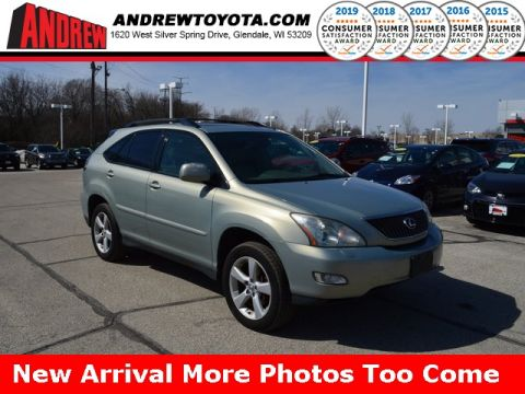 Stock Tp9744a 2007 Lexus Rx 350 4d Sport Utility In Milwaukee Wisconsin 53209
