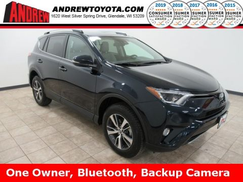 Stock #: 38937A  2017 Toyota RAV4 XLE 4D Sport Utility in Milwaukee, Wisconsin 53209