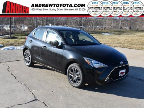 Stock #: 39045 Stealth 2020 Toyota Yaris LE 5D Hatchback in Milwaukee, Wisconsin 53209
