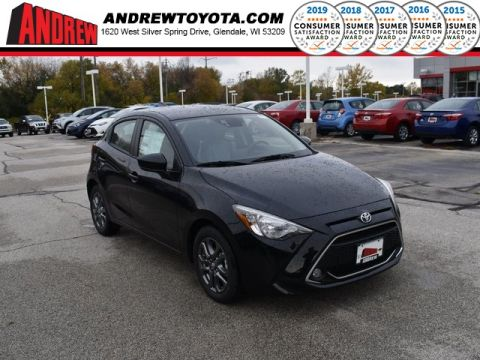 Stock #: 38811 Stealth 2020 Toyota Yaris LE 5D Hatchback in Milwaukee, Wisconsin 53209