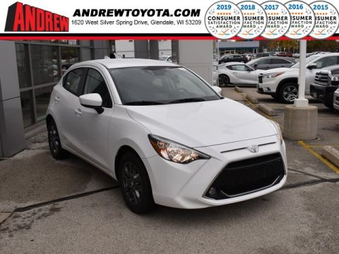 Stock #: 38764  2020 Toyota Yaris LE 5D Hatchback in Milwaukee, Wisconsin 53209