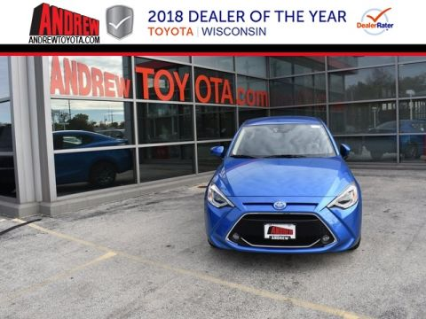 Stock #: 37099  2019 Toyota Yaris XLE 4D Sedan in Milwaukee, Wisconsin 53209
