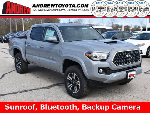 Stock #: 37830  2019 Toyota Tacoma TRD Sport 4D Double Cab in Milwaukee, Wisconsin 53209