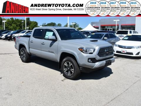Stock #: 38294  2019 Toyota Tacoma TRD Sport 4D Double Cab in Milwaukee, Wisconsin 53209
