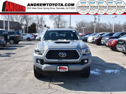 Stock #: 37545  2019 Toyota Tacoma TRD Sport 4D Double Cab in Milwaukee, Wisconsin 53209