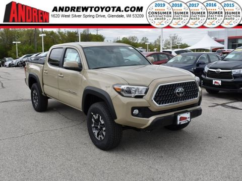 Stock #: 37955  2019 Toyota Tacoma TRD Offroad 4D Double Cab in Milwaukee, Wisconsin 53209