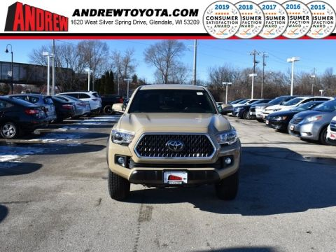 Stock #: 37504  2019 Toyota Tacoma TRD Offroad 4D Double Cab in Milwaukee, Wisconsin 53209
