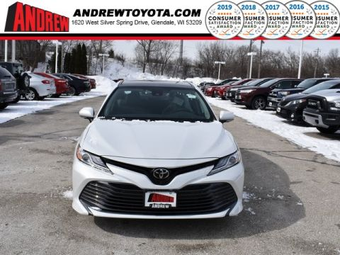 Stock #: 37594  2019 Toyota Camry XLE 4D Sedan in Milwaukee, Wisconsin 53209
