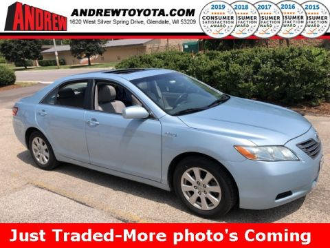 Stock #: TP9899A Blue 2009 Toyota Camry Hybrid 4D Sedan in Milwaukee, Wisconsin 53209