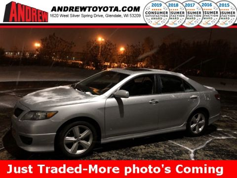 Stock #: KB1183 Silver 2010 Toyota Camry SE 4D Sedan in Milwaukee, Wisconsin 53209