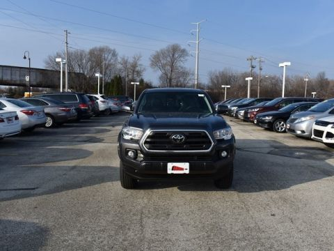 Stock #: 37097 Gray 2019 Toyota Tacoma SR5 4D Access Cab in Milwaukee, Wisconsin 53209