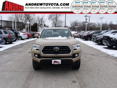Stock #: 37570  2019 Toyota Tacoma SR5 4D Access Cab in Milwaukee, Wisconsin 53209
