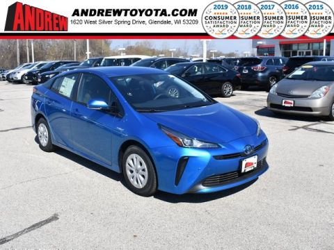 Stock #: 37768  2019 Toyota Prius LE 5D Hatchback in Milwaukee, Wisconsin 53209