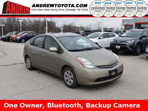 Stock #: 37685A Beige 2007 Toyota Prius Base 4D Sedan in Milwaukee, Wisconsin 53209