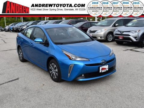 Stock #: 38716  2020 Toyota Prius LE AWD-e 5D Hatchback in Milwaukee, Wisconsin 53209