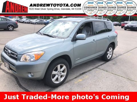 Stock #: 38269A Green 2006 Toyota RAV4 Limited 4D Sport Utility in Milwaukee, Wisconsin 53209
