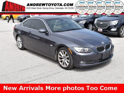 Stock #: 38079A Gray 2008 BMW 3 Series 335xi 2D Coupe in Milwaukee, Wisconsin 53209